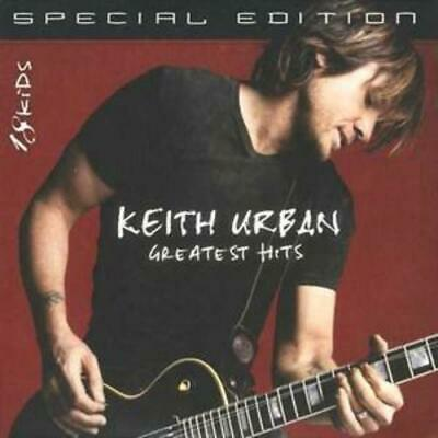 Keith Urban : Greatest Hits [cd + Dvd] [us Import] CD (2007)