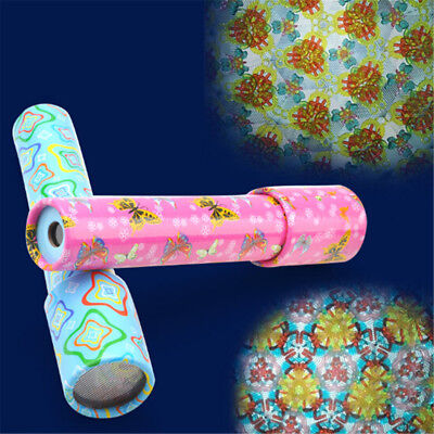 Random Vintage Kaleidoscope Toy Kids Toy Children Kids Birthday Gift Toy STDE