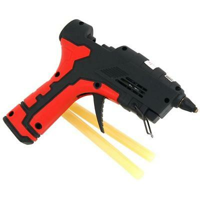 Butane Gas Glue Gun - Cordless & Lightweight - Hi-tech Piezo Electric Ignition.