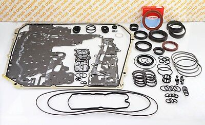 Audi 0B5 Dl501 7 Speed Dsg Automatic Gearbox Complete Gasket & Seal Overhaul Kit