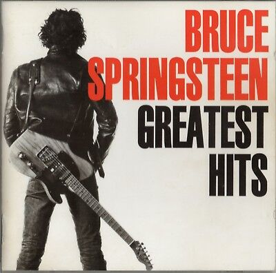 BRUCE SPRINGSTEEN: 'Greatest Hits' CD