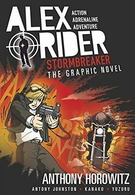 Stormbreaker Graphic Novel (Alex Rider), Horowitz, Anthony & Johnston, Antony, U