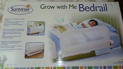 Toddler Kids Safety bedrail Grow with Me