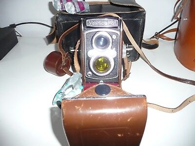 Yashicamat Boxed Camera Twin Lens Open To Offers