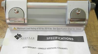 Gcx Modular Services Monitor Channel Track Mounted Swivel 518-2315