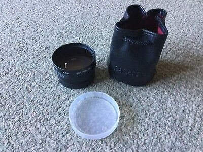Sony VCL-0746B 0.7x Wide Angle Converter 46mm Lens conversion