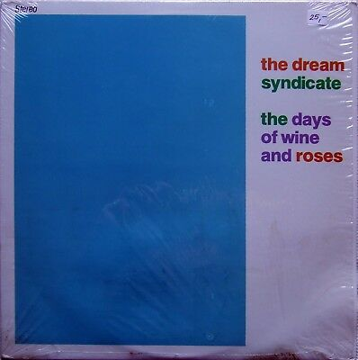 Vinyl LP The Dream Syndicate – The Days Of Wine And Roses