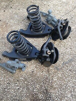 Austin Healey Sprite/MG Midget Front Suspension