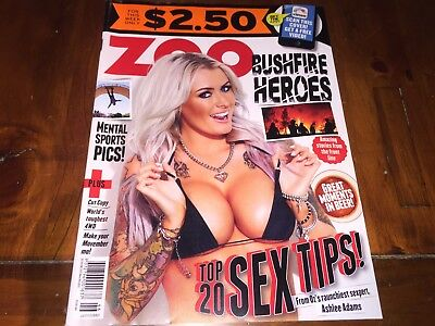 Zoo Weekly Magazines Issue 401