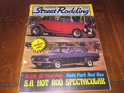 Australian Street Rodding No. 28
