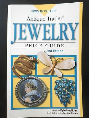Antique Trader Jewelry, Price Guide, 2Nd Edition,2007,kyle Husfloen,marion Cohen