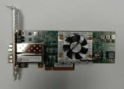 Dell QLogic QLE8262 Dual Port 10GB Converged Network Adapter JHD51 LFF