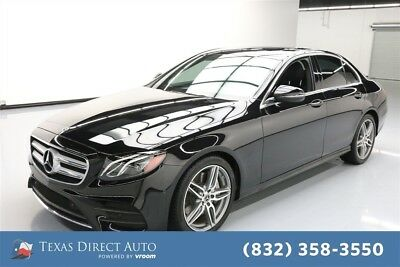2017 Mercedes-Benz E-Class E 300 Texas Direct Auto 2017 E 300 Used Turbo 2L I4 16V Automatic RWD Sedan Premium
