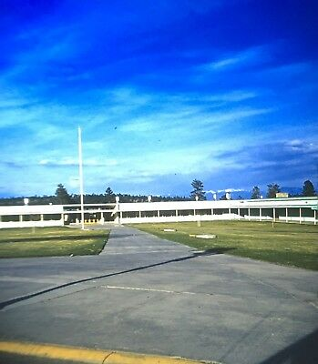 1 Stereo Realist 3D Slide Of Los Alamos High School 1964