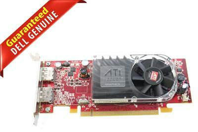 Dell ATI Radeon HD 3470 256MB PCI-E 2x Display port Video Graphic Card W459D