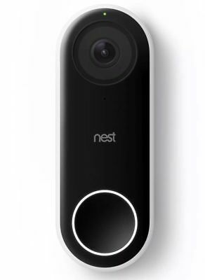 Nest Hello Video Doorbell Wired (Factory Sealed)
