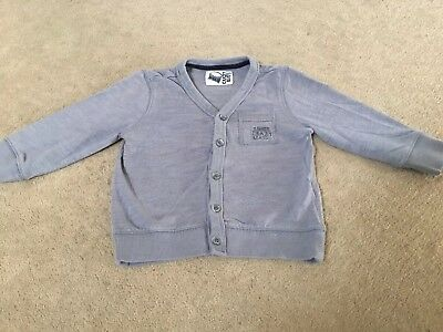 Baby Boys 9-12 months Cardigan Mothercare