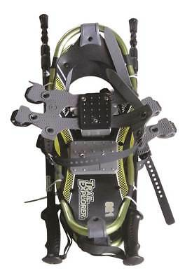 """Listing is for one NEW Expedition Snowshoe Kit with Bag and Poles-9""""x25"""""""