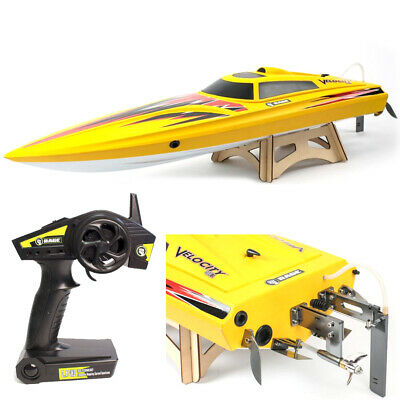 Rage R/C Velocity 800 BL Brushless Deep Vee Offshore Boat RTR RGRB1208