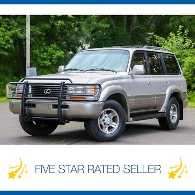 1997 Lexus LX LX450 3rd ROW Tow Package CARFAX Land Cruiser FJ80 1997 Lexus LX450 3rd ROW Tow Package Cd Changer CARFAX Land Cruiser FJ80