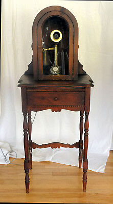 Antique Telephone Stand/Table, Mahogany ca. 1920