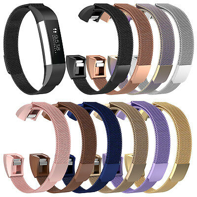 Wristband For Fitbit Ace Smart Children Bracelet Magnetic Replacement Stainless