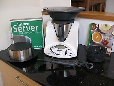 Thermomix TM 31, Food Processor Very Good Condition.