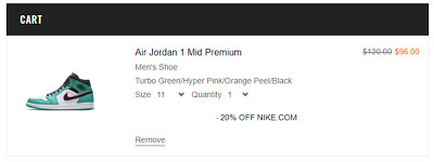 [FAST DELIVERY] 20% Nike Promo Code   20% Off Your Nike.com Order   READ DESC