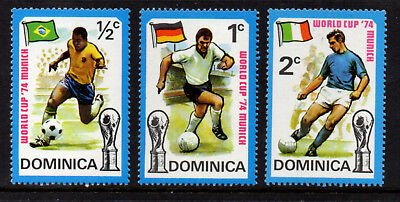 Dominica - World Cup - MNH