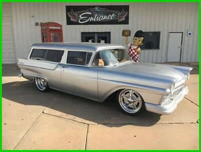 1957 Ford Country Wagon  1957 Used Manual RWD