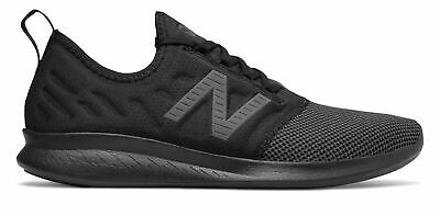 New Balance Men's FuelCore Coast v4 Shoes Black with Grey