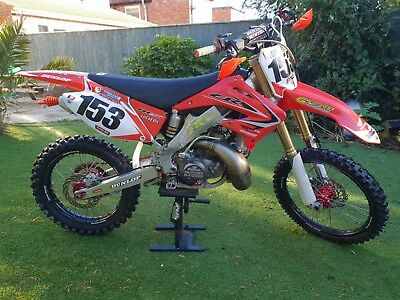 Honda CR 250 CR250 2003 Very Clean Motocross Bike