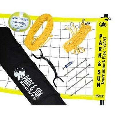 Park & Sun Sports Volleyball Set Tour Flex 1000 System
