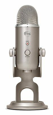 Blue Microphones Yeti USB Microphone - Platinum Edition