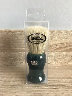 Omega 011829 (011842) Premium Boar Shaving Brush