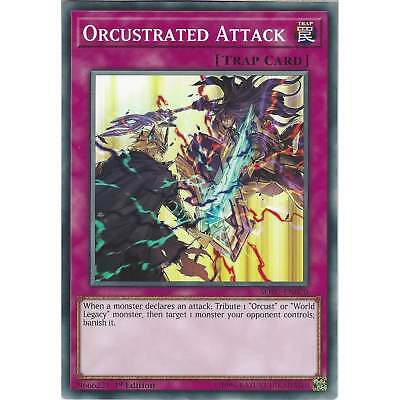 Yu-Gi-Oh Orcustrated Attack - SOFU-EN070 Common Card - 1st Edition - Soul Fusion