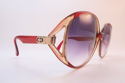 Vintage 70s Christian Dior sunglasses 2320 col 31 Size 62-16 130 Germany *****