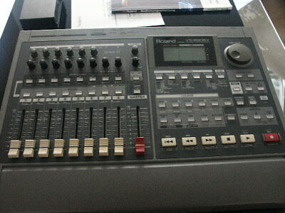 Roland Digital Studio Workstation Vs-880Ex