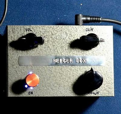 2018 mercer box fuzz  from JACQUES lab