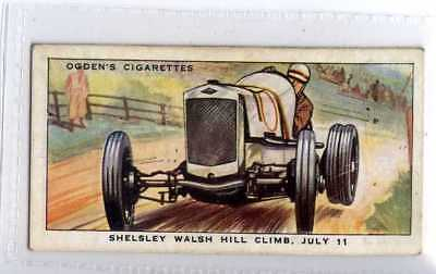 (Je3513) OGDENS,MOTOR RACES 1931,SHELSLEY WALSH HILL CLIMB,1931,#21