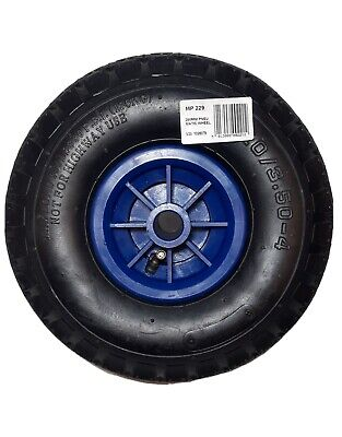 Jockey Wheel Pneumatic Rubber Plastic Fits Mp437 260Mm Genuine Maypole Mp229