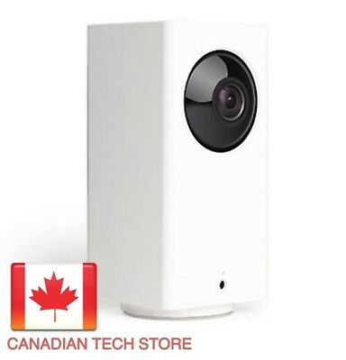 Wyze Cam Pan 1080p Pan/Tilt/Zoom Wi-Fi Indoor Smart Home Camera with Night Video