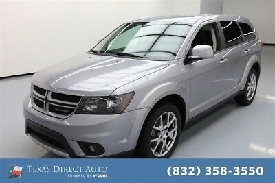 2016 Dodge Journey R/T Texas Direct Auto 2016 R/T Used 3.6L V6 24V Automatic AWD SUV Premium