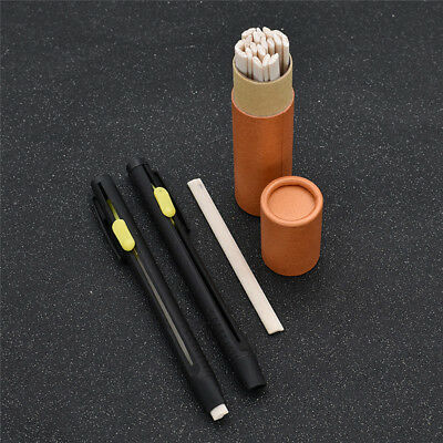 1 Set Soluble Chalk Holder Pen Marking Tracing Tools For Tailors Sewing Crafts