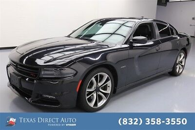 2015 Dodge Charger Road/Track Texas Direct Auto 2015 Road/Track Used 5.7L V8 16V Automatic RWD Sedan Premium
