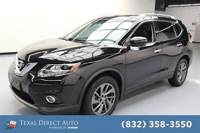 2016 Nissan Rogue SL Texas Direct Auto 2016 SL Used 2.5L I4 16V Automatic FWD SUV Premium Bose