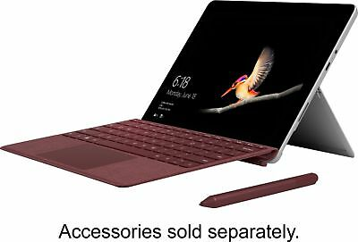 "Open-Box Excellent: Microsoft - Surface Go - 10"" Touch-Screen - Intel Pentium..."