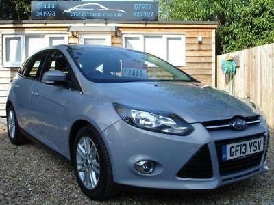 Ford Focus (2013) Hatchback TITANIUM TDCI 115 DIESEL MANUAL 2013/13