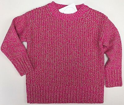 Crewcuts Girls Holiday Sweater Wool Blend Toddler Girl Size 2 LBFO NEW