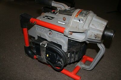Ridgid Kollmann K-60Sp Sectional Drain Cleaning Machine Unit Only